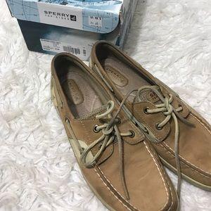Sperrys! (Boat shoes)